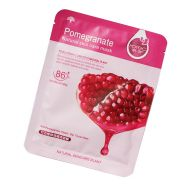 Horec Pomegranate Natural Skin Care Mask - Тканевая маска с экстрактом граната.