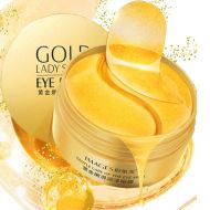 GOLD LADY SERIES EYE MASK IMAGES – Золотые гидрогелевые патчи.