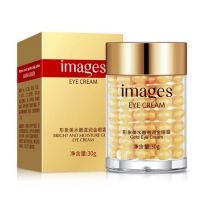 Images Bright And Moisture Gold Eye Cream - Крем-гель для век