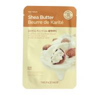 THE FACE SHOP Real Nature Mask Shea Butter - Тканевая маска с маслом ши.