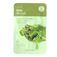 THE FACE SHOP Real Nature Kelp Face Mask - маска для лица с экстрактом ламинарии.