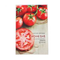 NATURE REPUBLIC Real Nature Mask Sheet Tomato - Тканевая маска для лица с экстрактом томата.